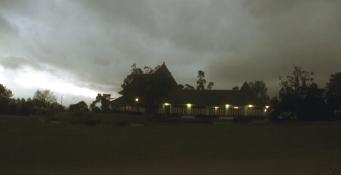 bukit kubu hotel and resort berastagi (berselimut halimun)